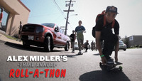 ALEX MIDLER'S ROLL-A-THON