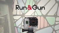 A DIFFERENT PERSPECTIVE: GOPRO EDITION -- Run & Gun