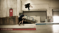 ANDREW REYNOLDS FRONTSIDE FLIPS EVERYTHING