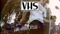 VHS - JASON JESSEE -- Santa Cruz - Speed Freaks - 1989