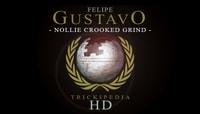 TRICKIPEDIA -- Nollie Crooked Grind Hd
