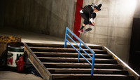 NYJAH HUSTON'S 7 STAIR FEAST