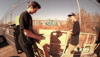 DUMPSTER DIVE -- with Jordan Maxham and Chris Colbourn
