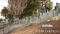 ETNIES PRESENTS -- Aidan Campbell