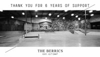 THE BERRICS IS 6 YEARS OLD