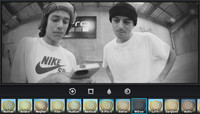 GRAM YO SELFIE -- with Trevor Colden, Daryl Angel and Eric Koston