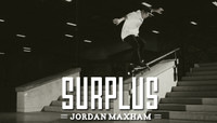 SURPLUS -- Jordan Maxham