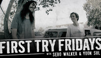 First Try Fridays -- with Sebo Walker and Yoon Sul at Stoner Park
