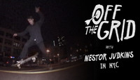 Off The Grid -- With Nestor Judkins in NYC