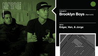 BROOKLYN BOYS -- with Edgar, Van & Jorge - Part 2