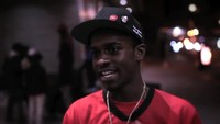 BLACK DAVE -- Rapper / Skater