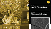 KCDC SKATESHOP -- Williamsburg N, Brooklyn