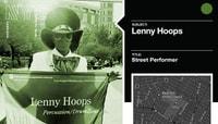 LENNY HOOPS -- Street Performer