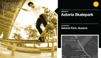 ASTORIA SKATEPARK -- Astoria Park, Queens