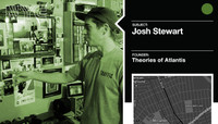 JOSH STEWART -- Theories of Atlantis