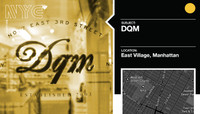 DQM -- East Village, Manhattan