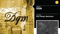 DQM -- East Village, Manhattan