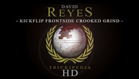 TRICKIPEDIA -- Kickflip Frontside Crooked Grind