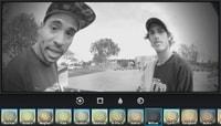 GRAM YO SELFIE -- Manny Santiago & Dave Bachinsky at Explore The Berrics Westchester