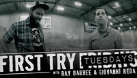 First Try Tuesdays -- with Ray Barbee and Giovanni Reda
