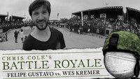BATTLE ROYALE -- Felipe Gustavo vs Wes Kremer in Lima, Peru
