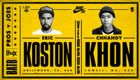 BATB 7 -- Eric Koston vs Chhandy Khon