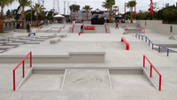 VANS HUNTINGTON BEACH SKATEPARK -- Grand Opening