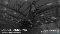 LEDGE DANCING -- with Kenny Anderson
