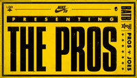 BATB 7 -- Presenting the Pros