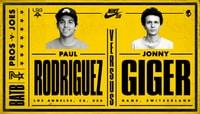 BATB 7 -- Paul Rodriguez vs Jonny Giger
