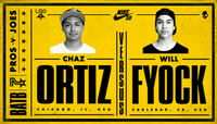 BATB 7 -- Chaz Ortiz vs. Will Fyock