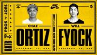 BATB 7 -- Chaz Ortiz vs. Will Fyock