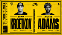 BATB 7 -- Sewa Kroetkov vs Moses Adams