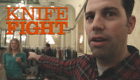 AN INSIDE LOOK AT KNIFE FIGHT -- with Giovanni Reda