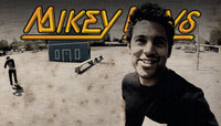 MIKEY DAYS -- with Primitive Skateboarding - Part 1