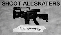 Shoot All Skaters -- Ricki Bedenbaugh