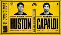 BATB 7 -- Nyjah Huston vs. MikeMo Capaldi