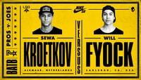 BATB 7 -- Sewa Kroetkov vs Will Fyock