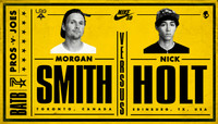 BATB 7 -- Morgan Smith vs Nick Holt