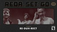 REDA, SET, GO! -- Re-duh-rect