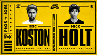 BATB 7 -- Eric Koston vs. Nick Holt