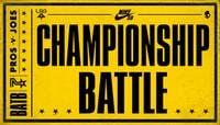 BATB 7  -- CHAMPIONSHIP BATTLE