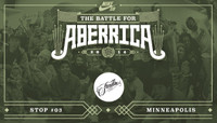BATTLE FOR ABERRICA -- Minneapolis, MN