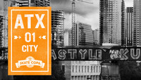 ADIDAS SKATE COPA -- ATX - Part 1 - City