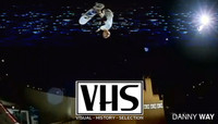VHS - DANNY WAY -- DC Shoes - The DC Video - 2003