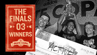 ADIDAS SKATE COPA -- Finals - Part 3 - The Winners