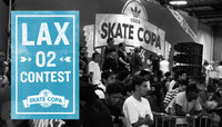 ADIDAS SKATE COPA -- LAX - Part 2 - Contest