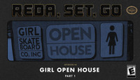 REDA, SET GO! -- Girl Open House Part 1
