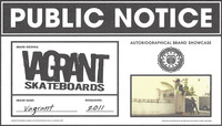 PUBLIC NOTICE -- Vagrant