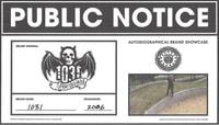 PUBLIC NOTICE -- 1031